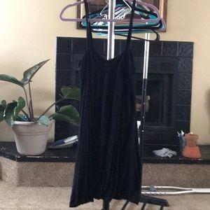 Casual Black Summer Dress